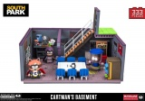 South Park Deluxe Construction Set Cartman's Basement