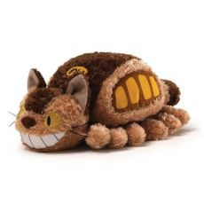 Studio Ghibli Plyšák Figure Little Fluffy Cat Bus 20 cm Other