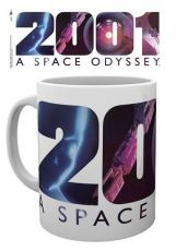 2001: A Space Odyssey Hrnek Logo
