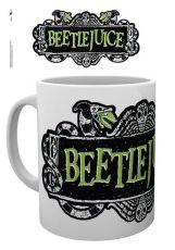 Beetlejuice Hrnek Logo
