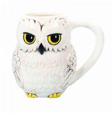Harry Potter 3D Shaped Hrnek Hedwig