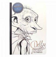 Harry Potter A5 Poznámkový Blok Dobby