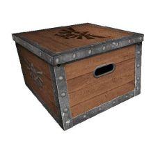 Legend of Zelda Storage Box Treasure Chest Case (5)