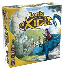 Lords of Xidit Board Game Anglická Verze