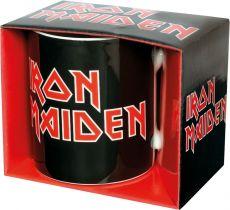 Iron Maiden Hrnek Logo