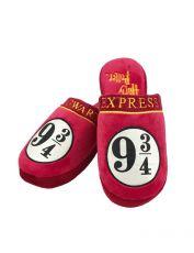 Harry Potter Bačkory 9 3/4 Bradavice Express Velikost M