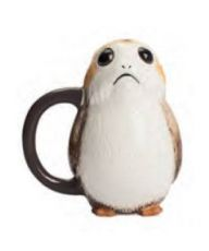 Star Wars Episode VIII 3D Hrnek Porg