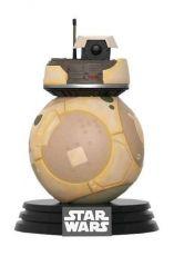 Star Wars Episode VIII POP! Vinyl Bobble-Head Figure Resistance BB Unit 9 cm