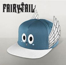 Fairy Tail Snap Back Kšiltovka Happy