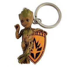 Marvel Comics PVC Přívěsek na klíče Baby Groot