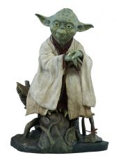 Star Wars Legendary Scale Soška 1/2 Yoda 46 cm