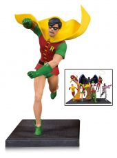 Teen Titans Multi-Part Soška Robin 19 cm (Part 1 of 7)