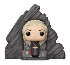 Game of Thrones POP! Rides Vinyl Figure Daenerys on Dragonstone Throne 15 cm