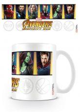 Avengers Hrnek Characters & Emblems
