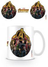 Avengers Infinity War Hrnek Icon Of Heroes