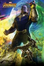 Avengers Infinity War Plakát Pack Thanos 61 x 91 cm (5)