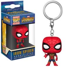 Avengers Infinity War Pocket POP! vinylová Keychain Iron Spider 4 cm