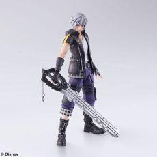 Kingdom Hearts III Bring Arts Akční Figure Riku 16 cm