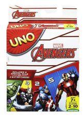 Marvel Avengers UNO Card Game Anglická Verze