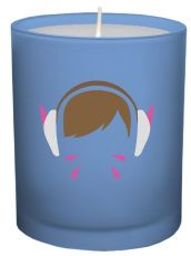 Overwatch Votive Candle D.Va 6 x 7 cm