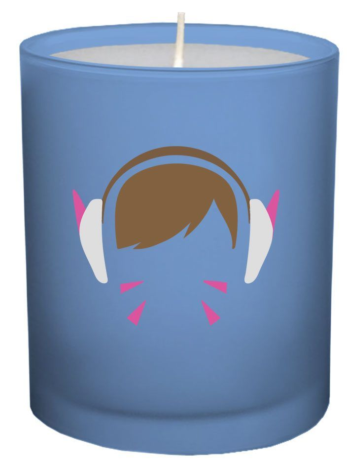 Overwatch Votive Candle D.Va 6 x 7 cm Insight Editions