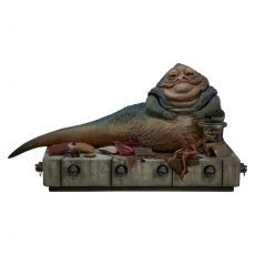 Star Wars Episode VI Akční Figure 1/6 Jabba the Hutt & Throne Deluxe 34 cm