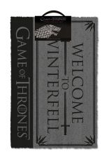 Game of Thrones Rohožka Welcome to Winterfell 40 x 57 cm