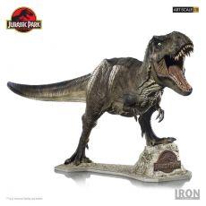Jurassic Park Art Scale Soška 1/10 T-Rex 44 cm
