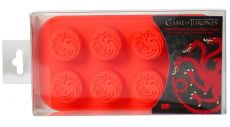 Game of Thrones Silikonová Forma Targaryen Logo