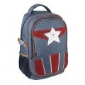 Marvel Batoh Captain America Kostým 47 cm
