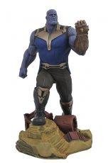 Avengers Infinity War Marvel Gallery PVC Soška Thanos 23 cm