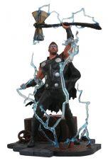 Avengers Infinity War Marvel Gallery PVC Soška Thor 23 cm