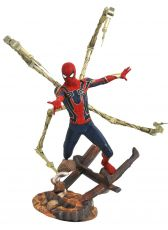 Avengers Infinity War Marvel Premier Kolekce Soška Iron Spider-Man 30 cm