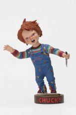 Child?s Play Head Knocker Bobble-Head Chucky with Knife 18 cm