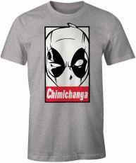 Deadpool Tričko Chimichanga Velikost XL
