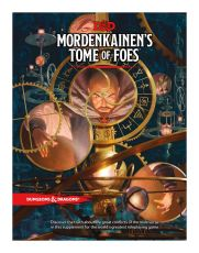Dungeons & Dragons RPG Mordenkainen's Tome of Foes Anglická