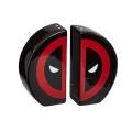 Marvel Comics POP! Home Salt and Pepper Shakers Deadpool Icon Split