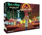 Rick and Morty Board Game The Anatomy Park Anglická Verze