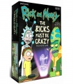 Rick and Morty Multiverse Board Game The Ricks Must Be Crazy Anglická Verze