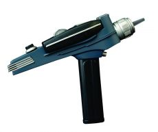 Star Trek TOS Replika 1/1 Black Handle Phaser