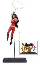 Teen Titans Multi-Part Soška Wonder Girl 19 cm (Part 6 of 7)