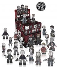 The Walking Dead Mystery Mini Figures 6 cm In Memoriam