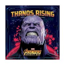 Avengers Infinity War Cooperative Dice and Card Game Thanos Rising Anglická Verze
