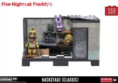 Five Nights at Freddy´s Medium Construction Set Backstage