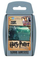 Harry Potter and the Deathly Hallows Part 2 Top Trumps Německá Verze