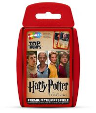 Harry Potter and the Goblet of Fire Top Trumps Německá Verze