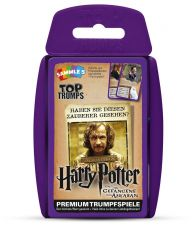 Harry Potter and the Prisoner of Azkaban Top Trumps Německá Verze