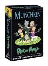 Munchkin Card Game Rick and Morty Anglická Verze