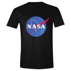 NASA Tričko Logo Velikost M