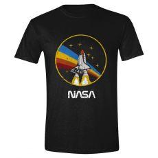 NASA Tričko Rocket Circle Velikost L
